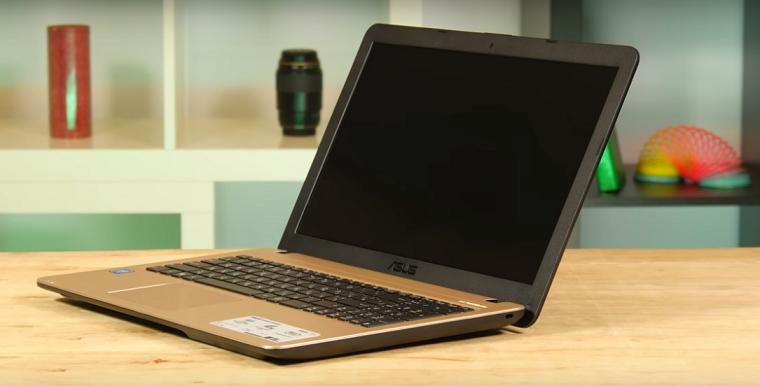 Обзор ноутбука ASUS R540SA-XX099D - дизайн (3)