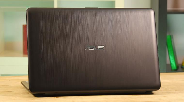 Обзор ноутбука ASUS R540SA-XX099D - дизайн