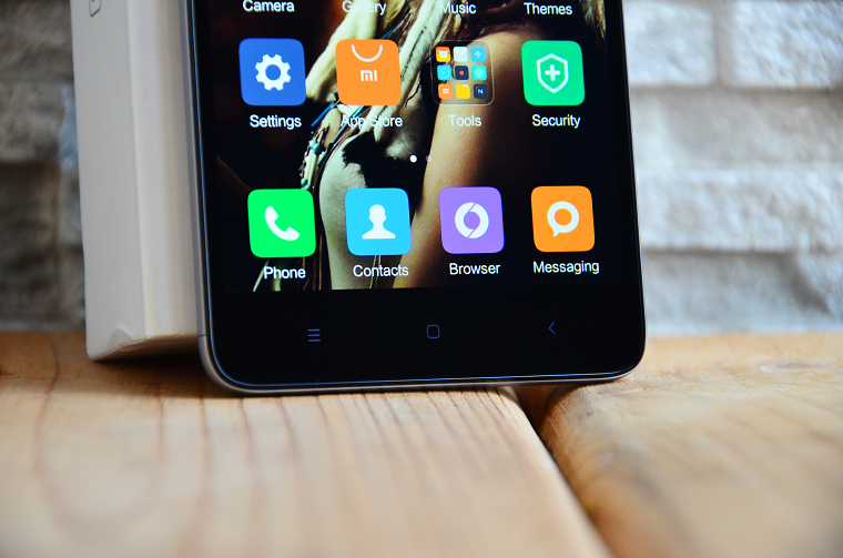 Обзор смартфона Xiaomi Redmi Note 3 дизайн 2
