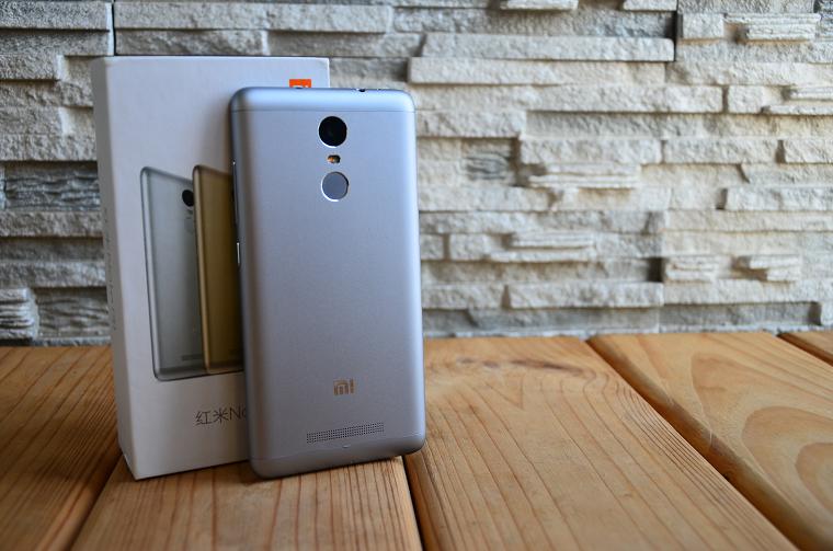 Обзор смартфона Xiaomi Redmi Note 3 дизайн 4