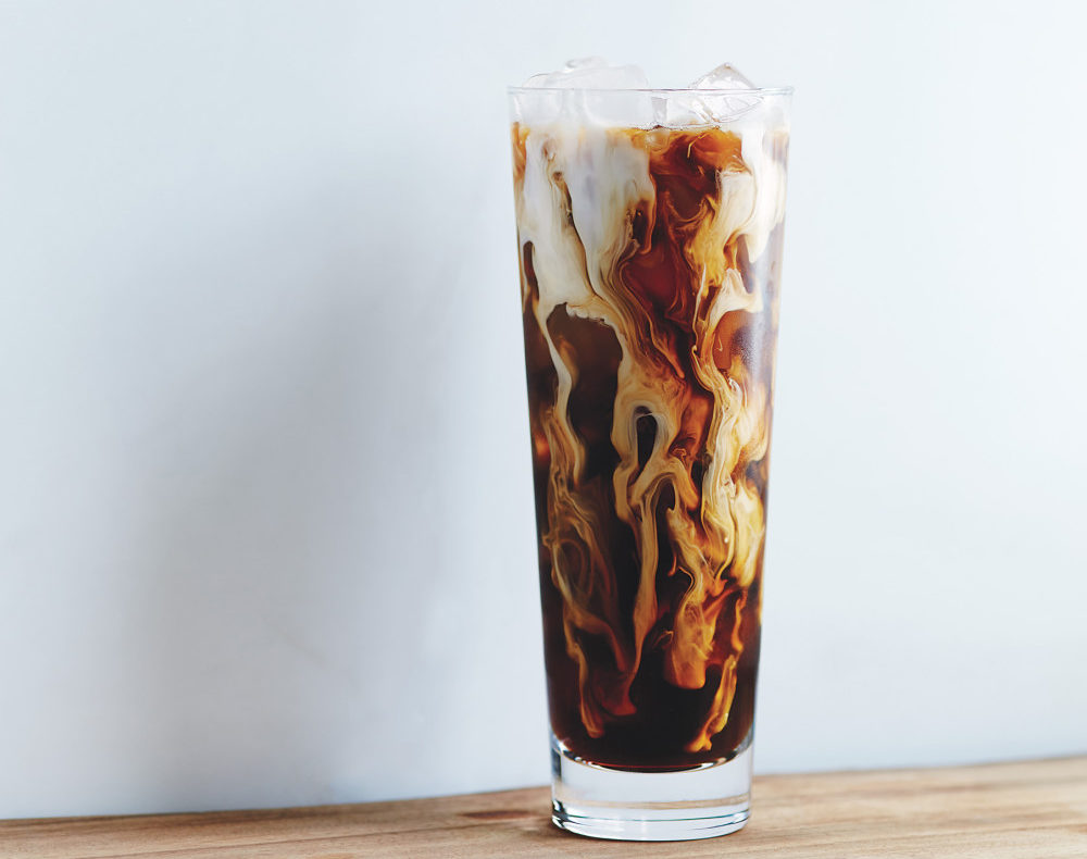 Ольенг-кофе по-тайски