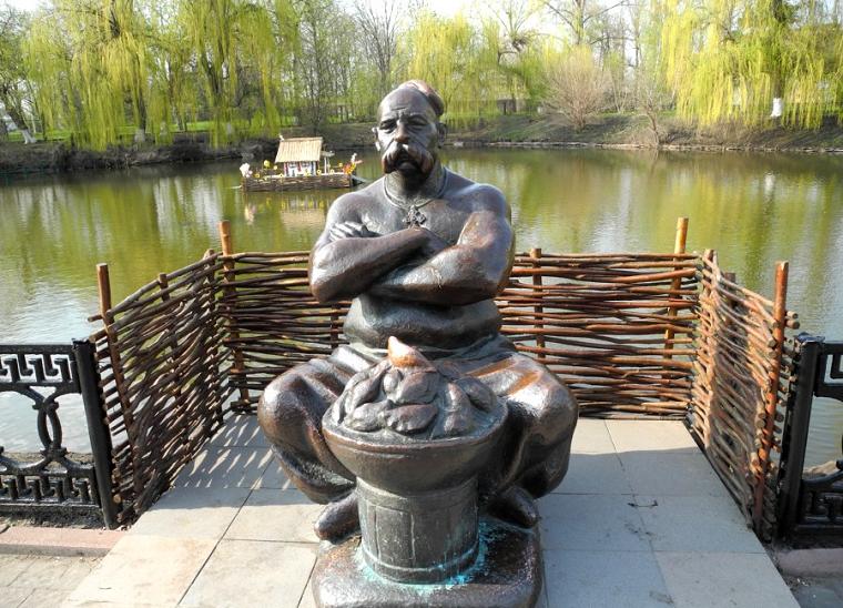 Памятник Пацюку