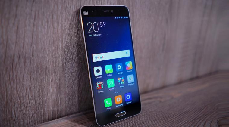 Xiaomi Mi5-Лого