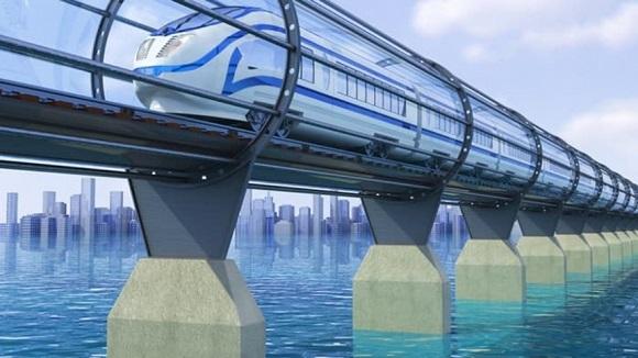 Поезд будущего появится в Европе уже в следующем году