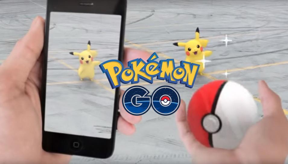 Pokemon GO-Хитовая игра