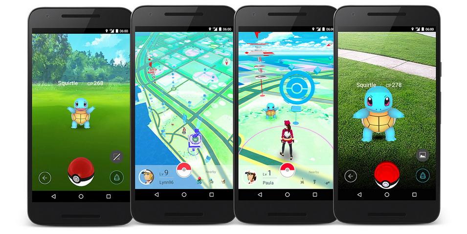 Pokemon GO-Как играть
