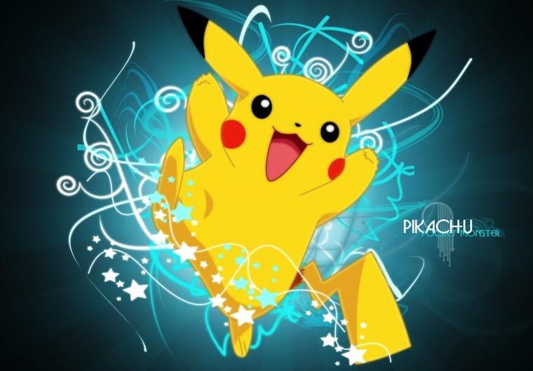 Pokemon GO-Как поймать Пикачу