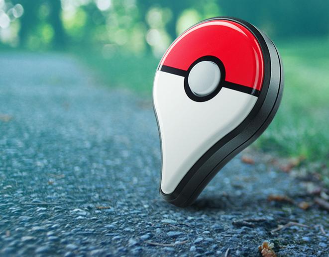 Pokemon GO Plus-Аксессуар для игры