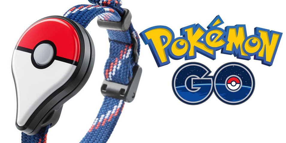 Pokemon GO Plus-Новый гаджет