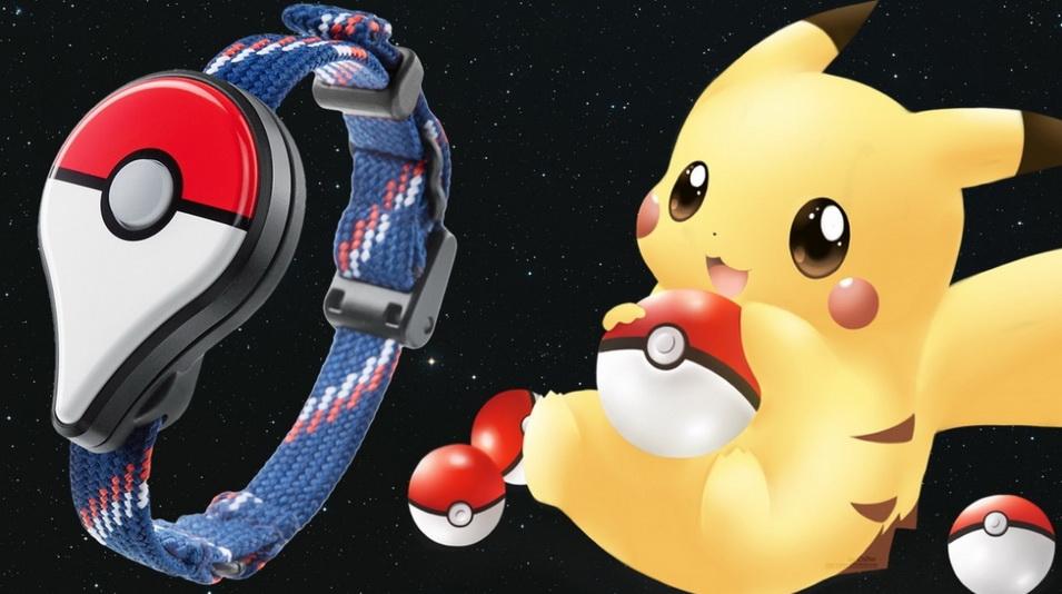 Pokemon GO Plus-Старт продаж гаджета