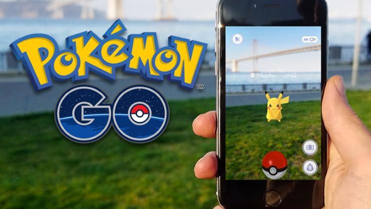 Pokemon GO-Популярная игра