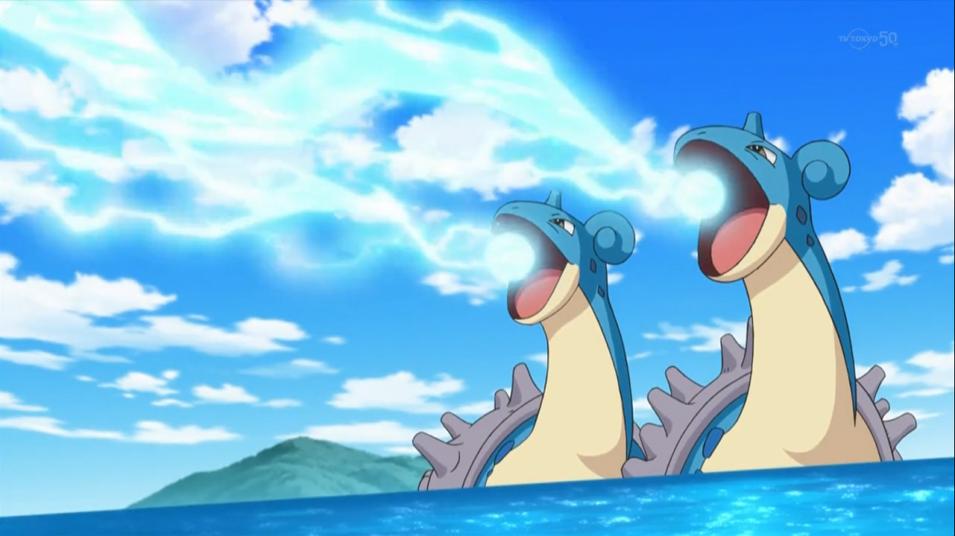 Pokemon Go-Lapras