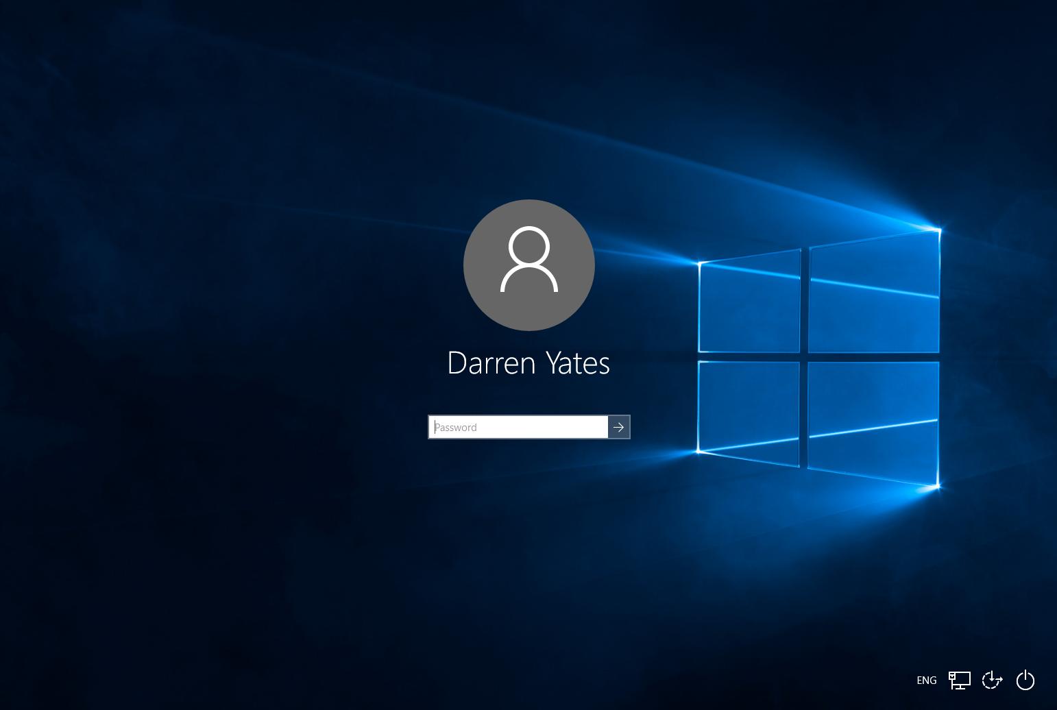 Полный список нововведений в юбилейном обновлении Windows 10 - экран блокировки