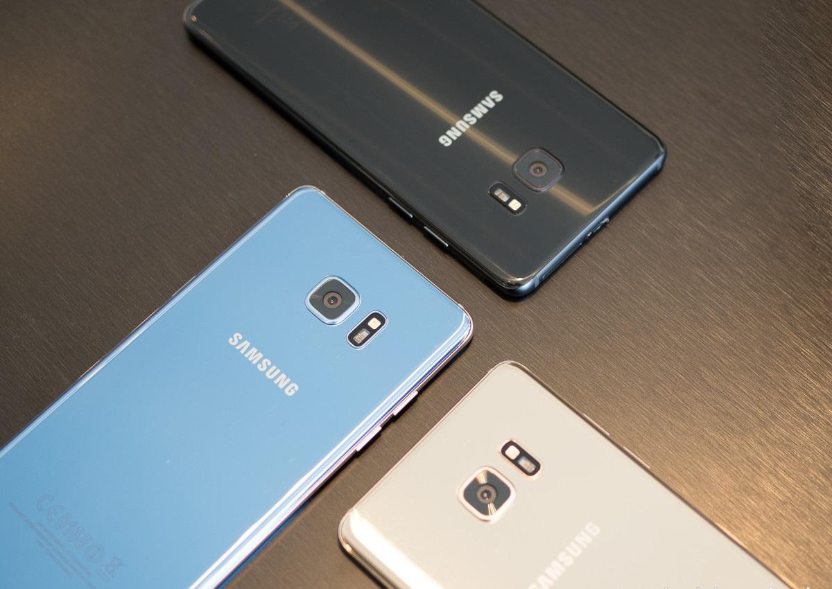 Предварительный обзор Samsung Galaxy Note 7 - Камеры