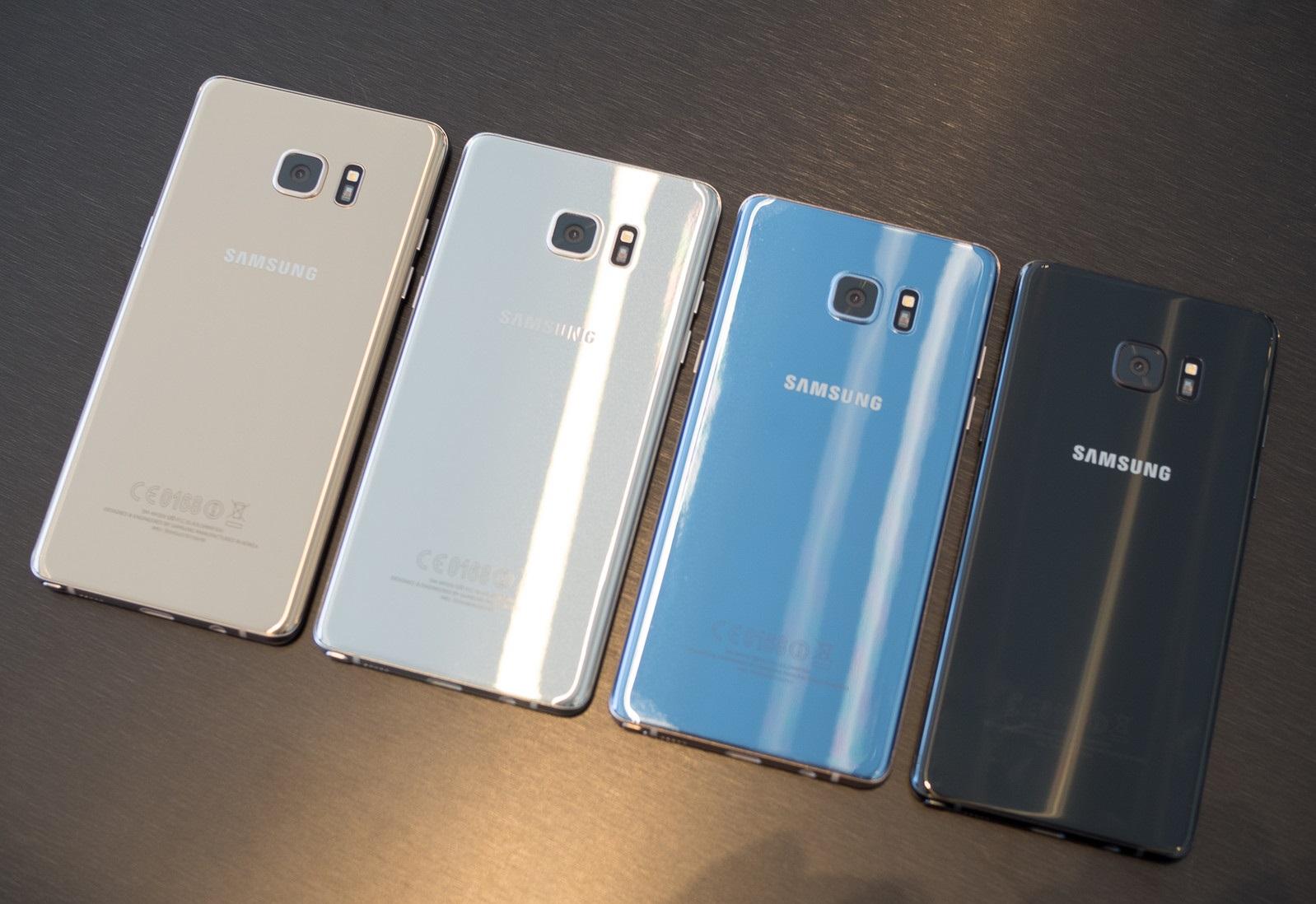 Предварительный обзор Samsung Galaxy Note 7 - дизайн (3)