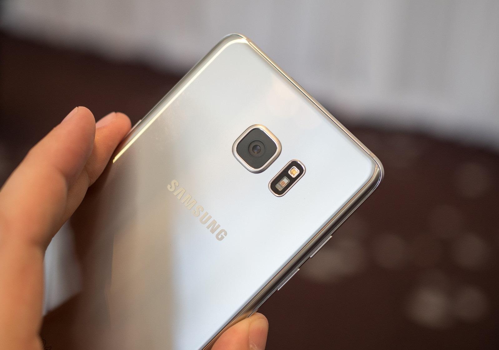 Предварительный обзор Samsung Galaxy Note 7 - дизайн