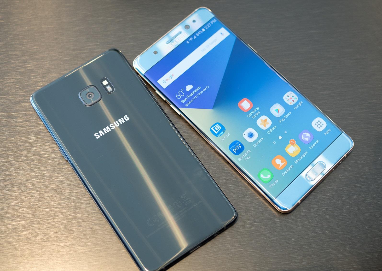 Предварительный обзор Samsung Galaxy Note 7 - главное фото