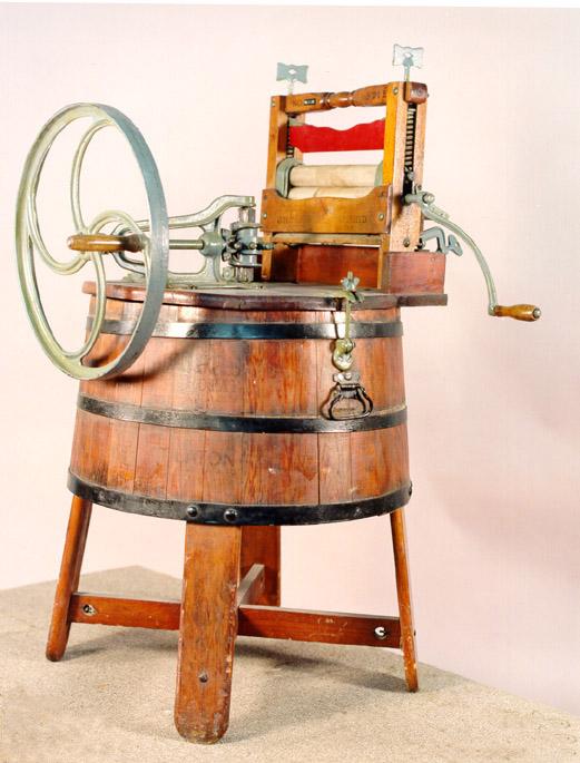 Стиральная машина история -2
