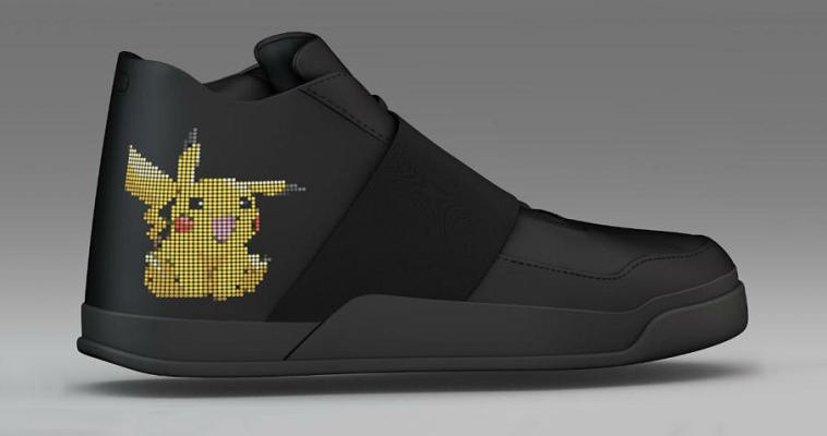 Умные кроссовки-Для ловли покемонов