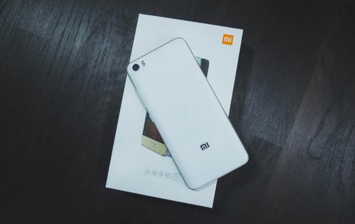 Xiaomi Mi5- 1 Комплектация