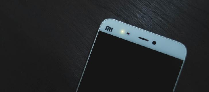 Xiaomi Mi5-2 Функциональные элементы