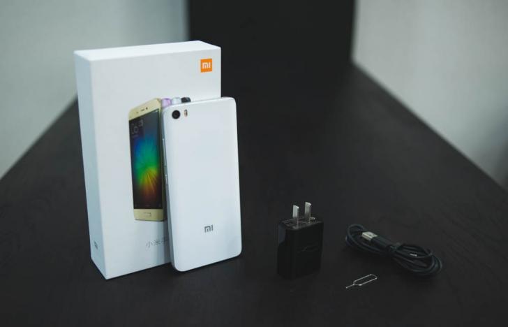 Xiaomi Mi5- 2 Комплектация