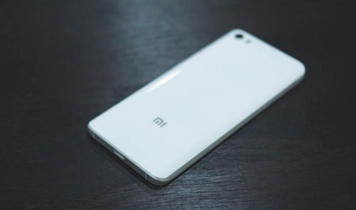 Xiaomi Mi5- 2 Задняя крышка