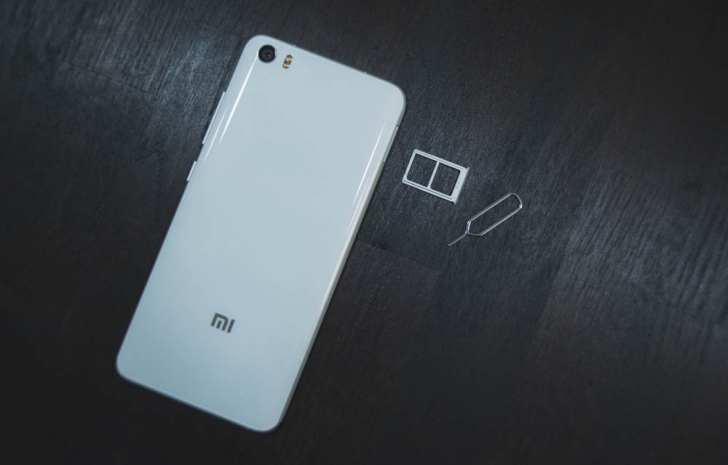 Xiaomi Mi5-4 Функциональные элементы