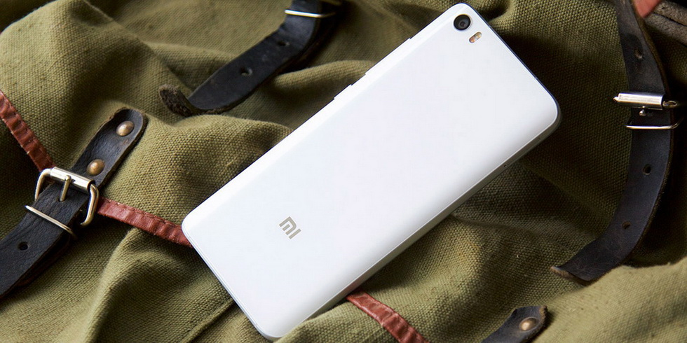 Xiaomi Mi5-4 Задняя крышка