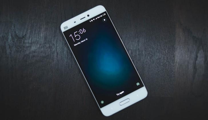 Xiaomi Mi5- 6 Дисплей