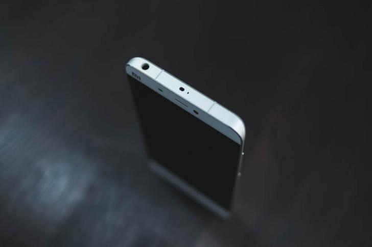 Xiaomi Mi5-6 Функциональные элементы Верхний торец