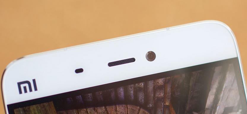 Xiaomi Mi5-Фронтальная камера