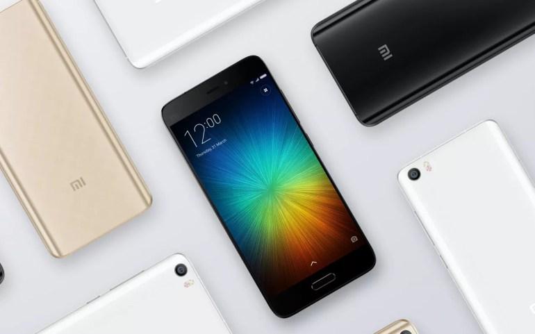 Xiaomi Mi5-Народный флагман