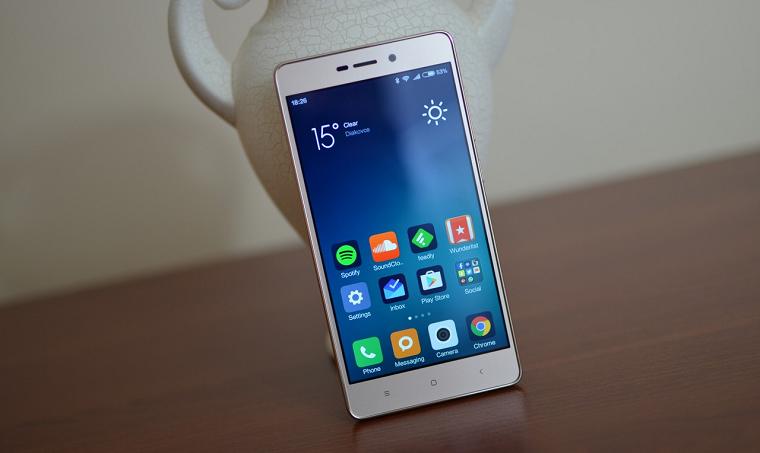 Xiaomi Redmi 3 Pro - дизайн и эргономика (1)