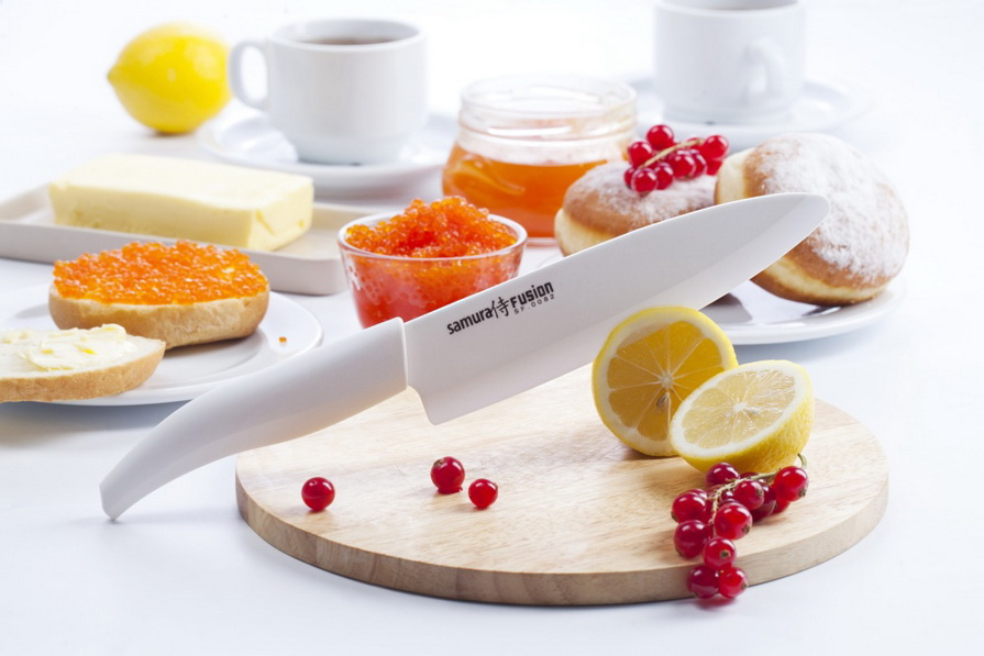 Японские керамические ножи-Нарезка продуктов питания