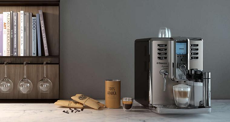 кофемашина в домае