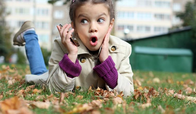мобильный для ребенка
