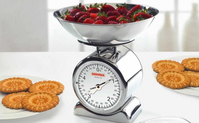 весы кухонные махан