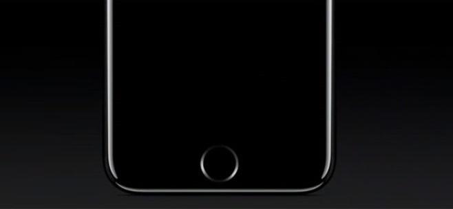Кнопка Home в iPhone 7