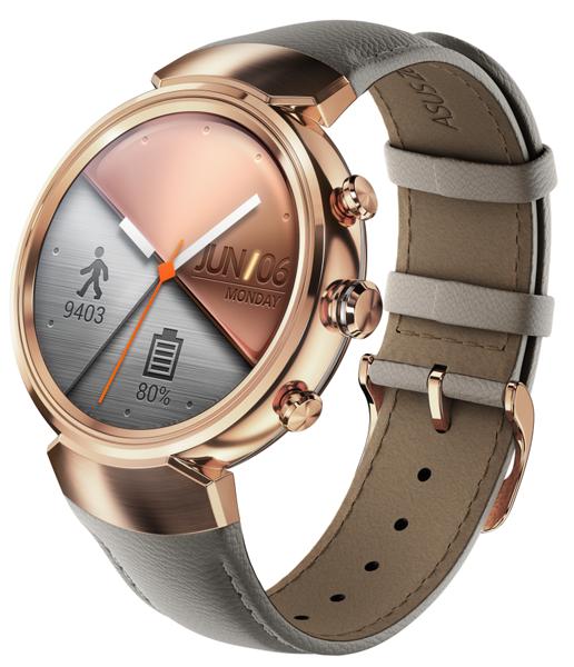 ASUS ZenWatch 3-новые SMART-часы фото 2