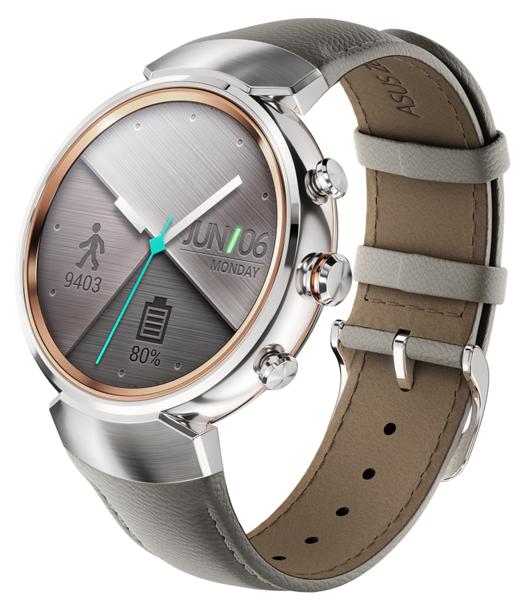 ASUS ZenWatch 3-новые SMART-часы