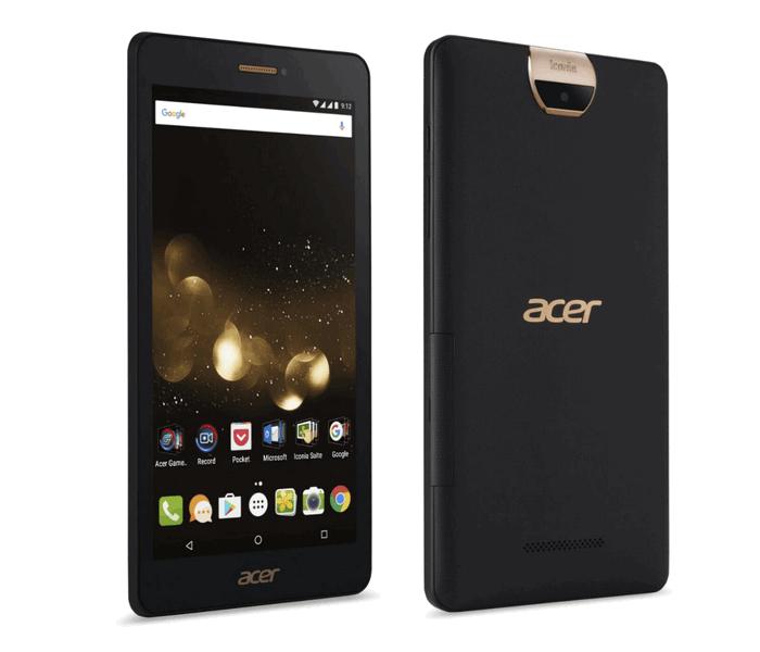Acer Iconia Talk S-ракурсы