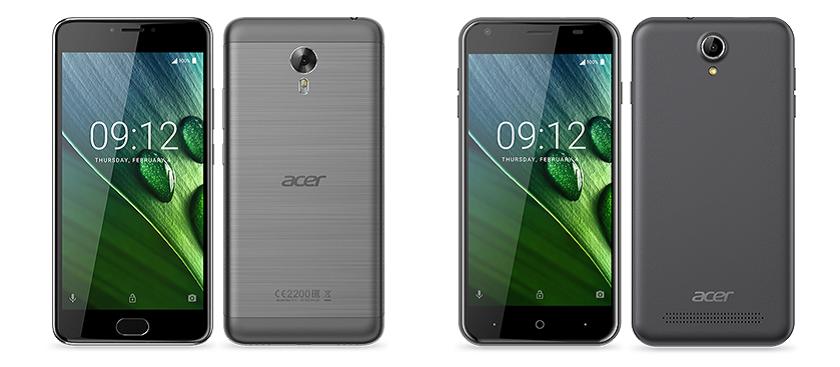 Acer Liquid Z6 и Z6 Plus-ракурсы