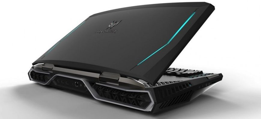 Acer Predator 21X-общий вид