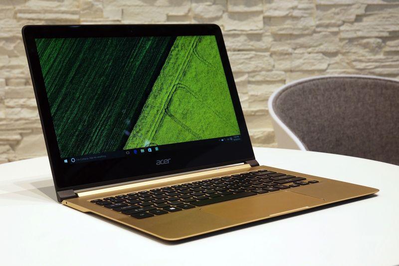 Acer Swift 7-ультрабук