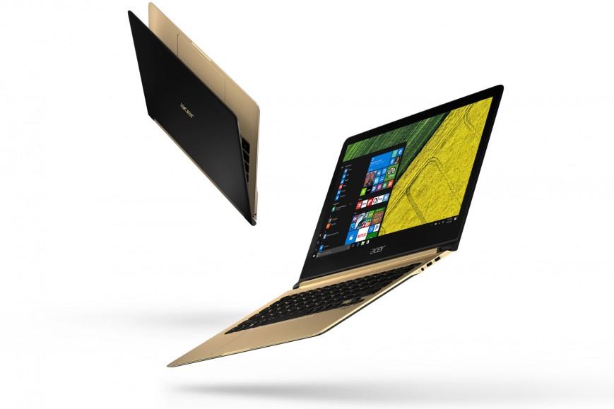 Acer Swift-ультратонкие ноутбуки