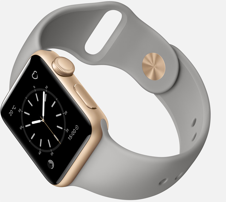 Apple Watch Series 2-дизайн