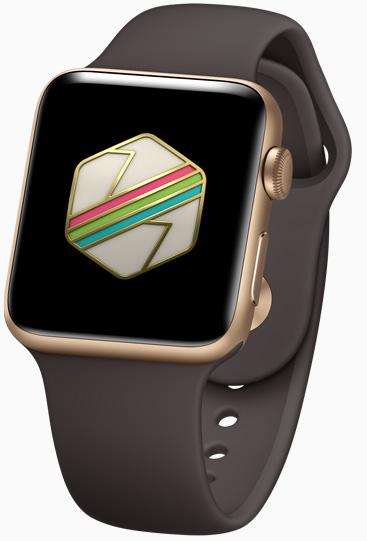 Apple Watch Series 2-достижения