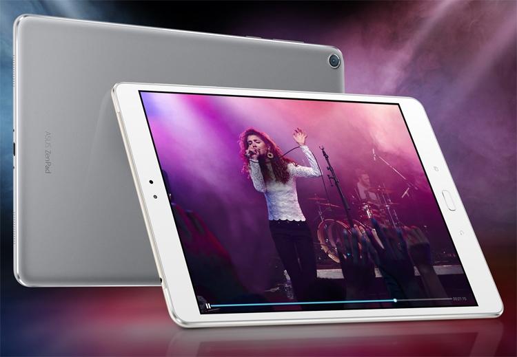 Asus ZenPad 3S 10-экран фото 2