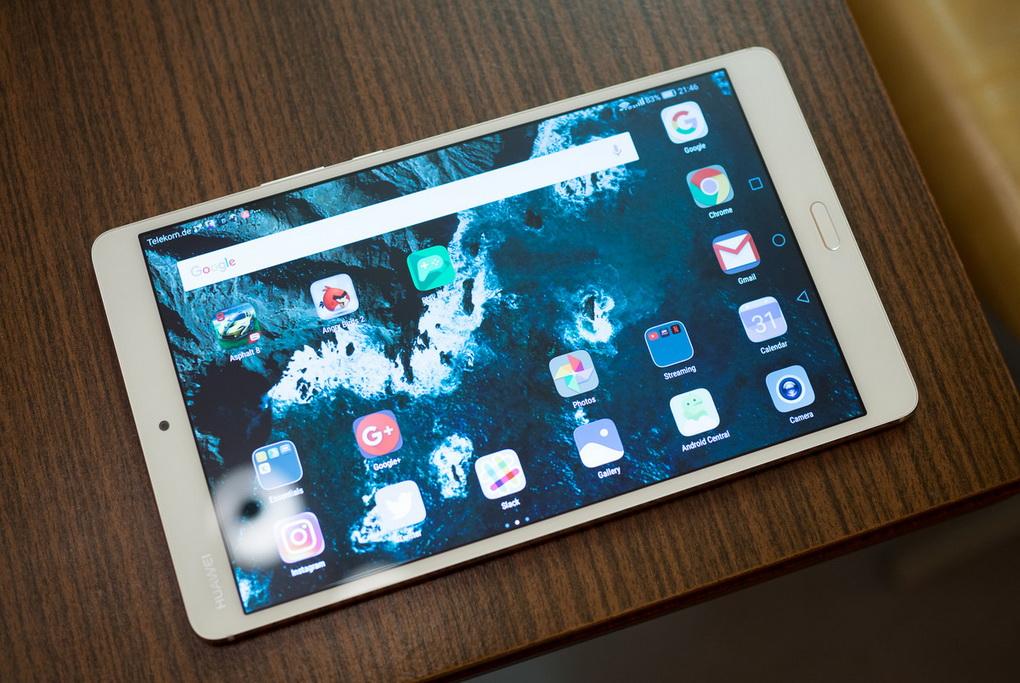 Huawei MediaPad M3-экран фото 2